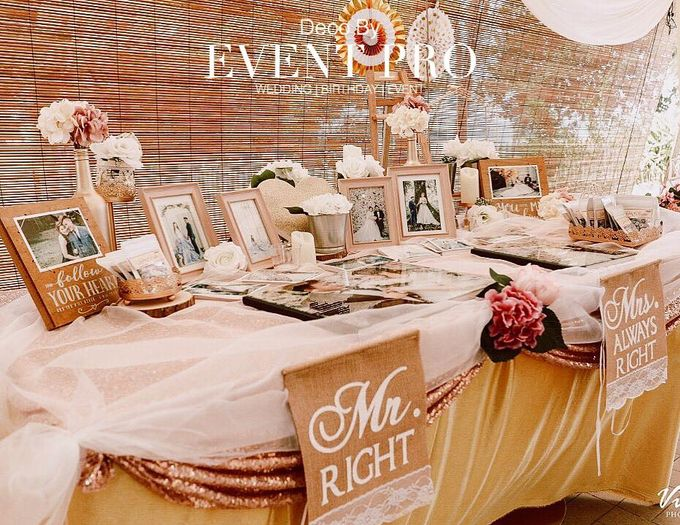 Kelvin & Regine Beach Wedding by FW Event Pro - 003