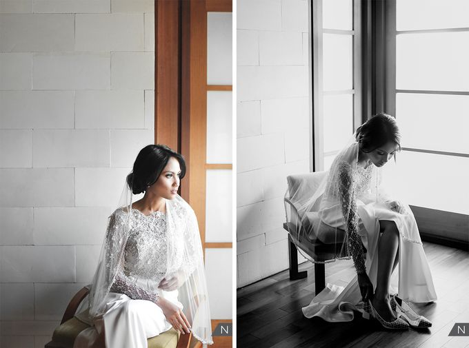 Billy & Rachel Wedding by Wong Hang Distinguished Tailor - 003