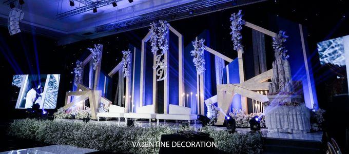 Jason & Devina Wedding Decoration by Valentine Wedding Decoration - 003