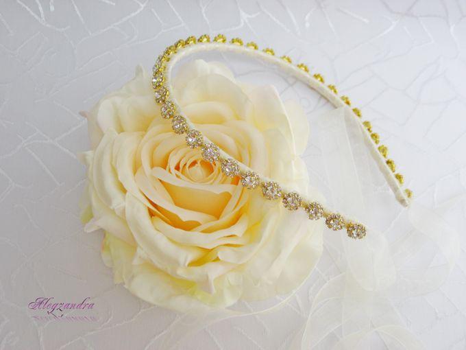 Bridal Tiara by Pamela Falli - 011