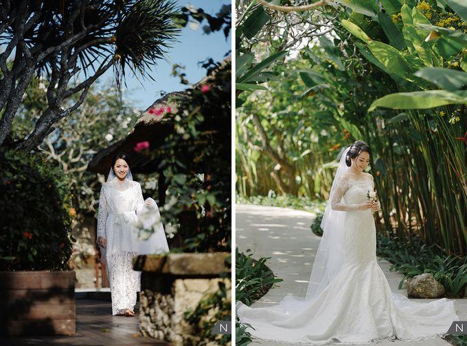 Reinaldo & Beatrice Wedding by NOMINA PHOTOGRAPHY - 003