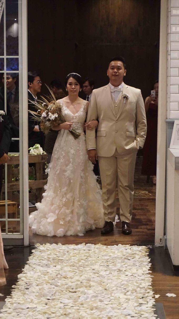 The wedding of Alvin Chandra & Yunita Tamsir by ID Organizer - 003