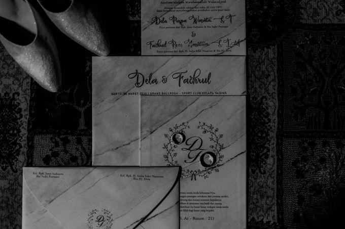 Fachrul & Dela Wedding by AKSA Creative - 003