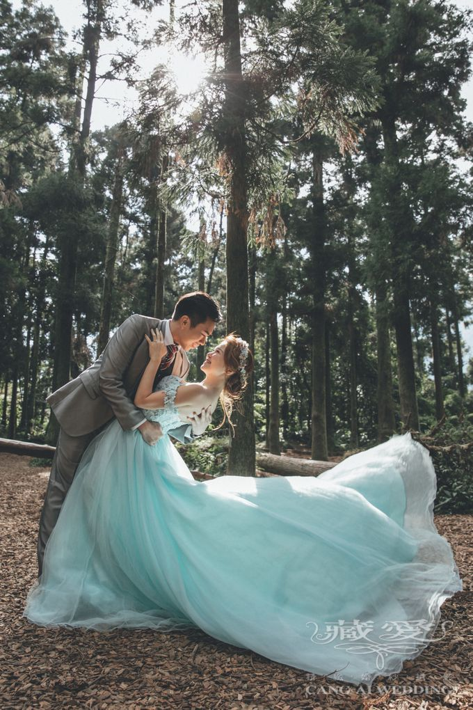Natural by Cang Ai Wedding - 003