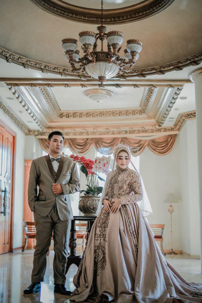 Wedding of Olivia & Bachtiar by Rashdan Planner - 010