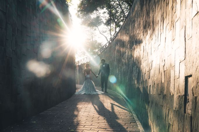 [Video] Hotel Fort Canning Wedding by Darren and Jade Photography - 002
