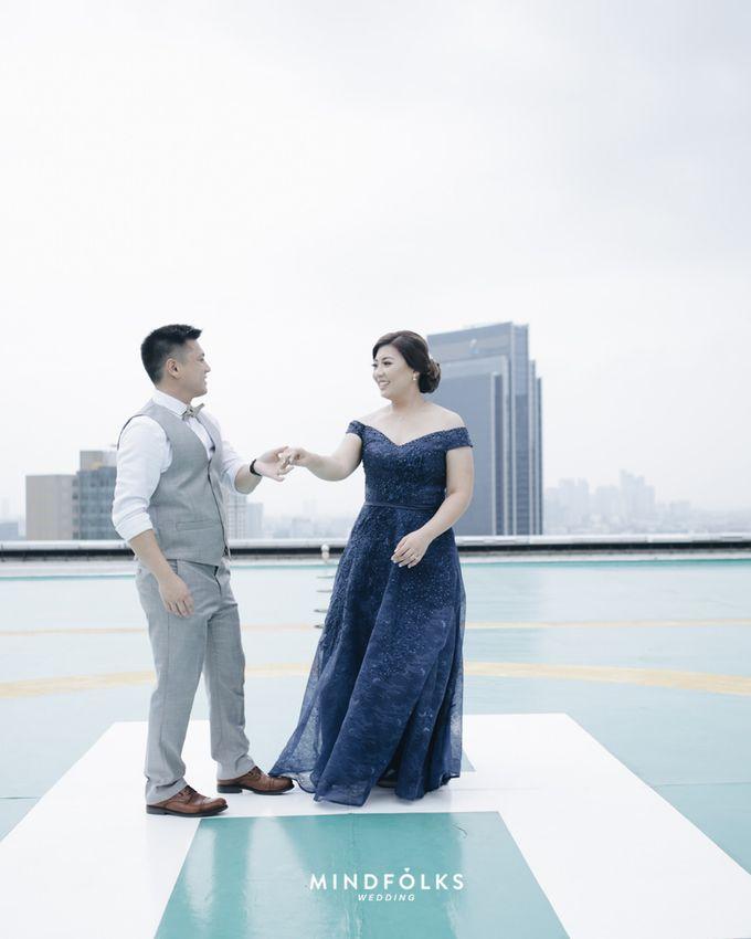 Johana dan Long by MERCANTILE PENTHOUSE WEDDING - 003