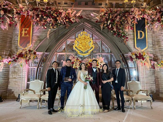 Edward & Delora Wedding by Sixth Avenue Entertainment - 003