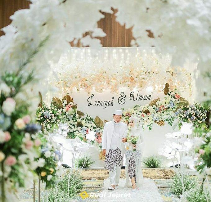 WEDDING OF LIUNSYAH & UMAM by Grand Soll Marina Hotel - 011