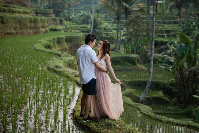 Engagement of Alex & Apryl by Adi Sumerta Photography - 003