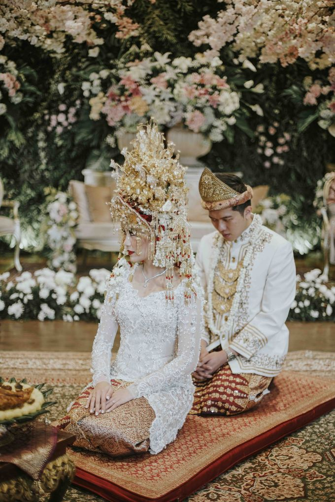 Elisa & Faris Wedding by Speculo Weddings - 001