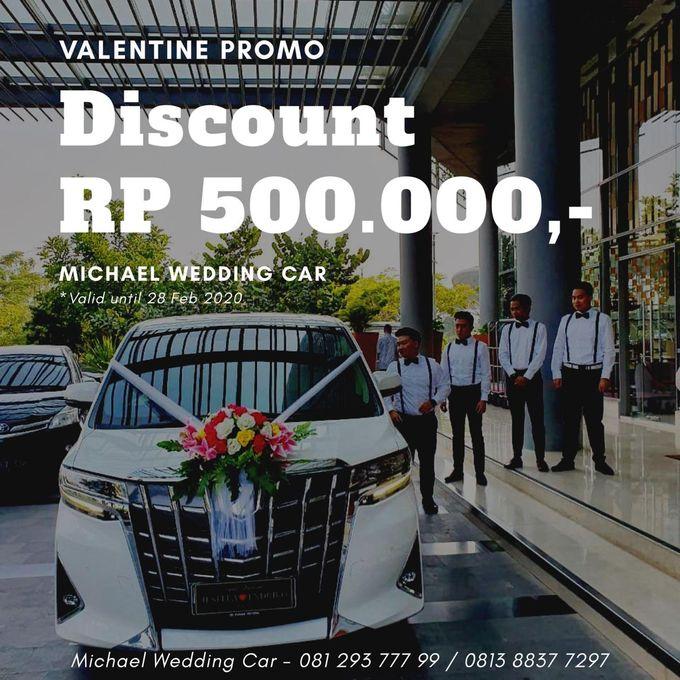 Valentine Promo by Michael Wedding Car - 001