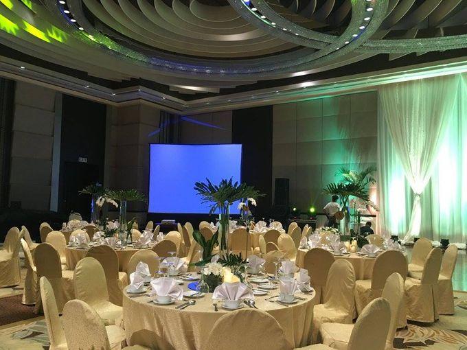 Elegant Wedding at Manila Hotel by Orange Lights and Sounds Inc. - 003