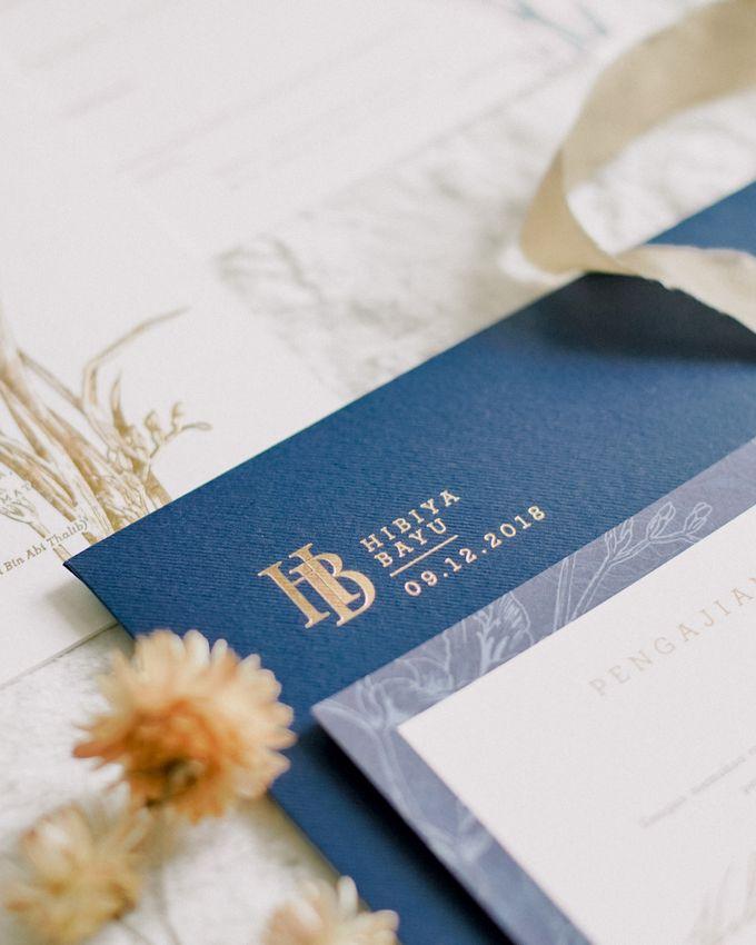 Hibiya & Bayu by The Fine Press - 003