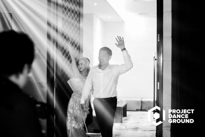 Donald & Pauline Wedding After Party by Project Dance Ground - 001