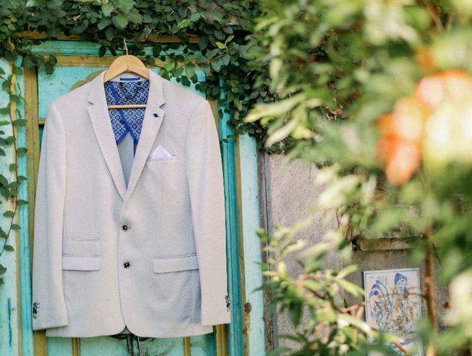 Brooke & Khalid Wedding by Bali Brides Wedding Planner - 003