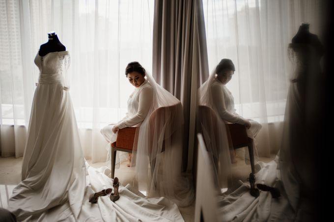 Febri & Grace's Wedding by Cloche Atelier - 003
