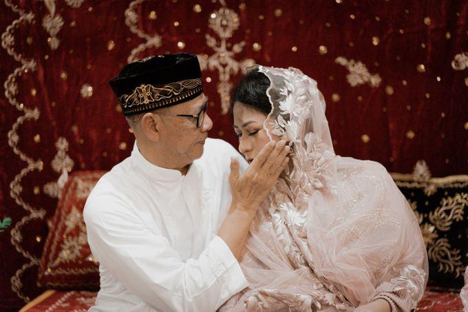 Dinda & Abimanyu Wedding Day by Journal Portraits - 007