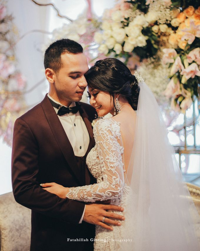 The Wedding - Ica & Toha by JW MARRIOTT HOTEL MEDAN - 005
