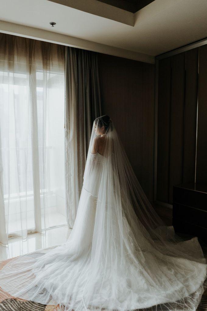 Sergio & Maria's Wedding by Cloche Atelier - 009