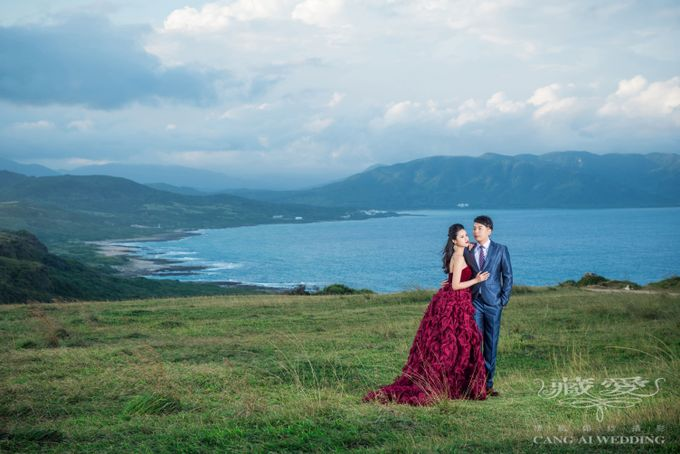 Uniquely Taiwan by Cang Ai Wedding - 008