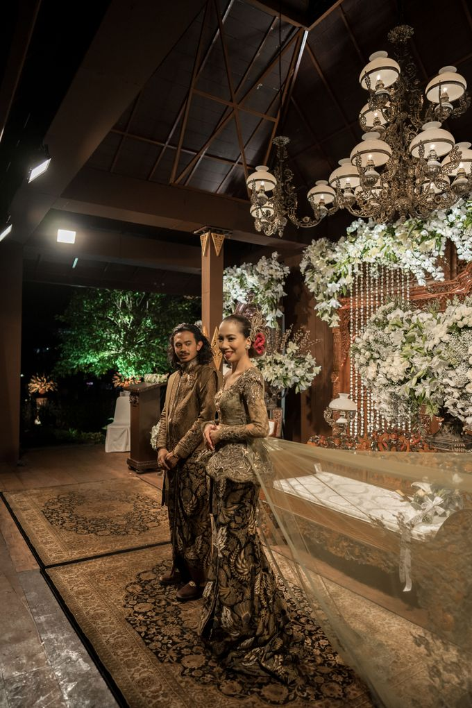 Wedding of Kicha & Bimo by Minity Catering - 014