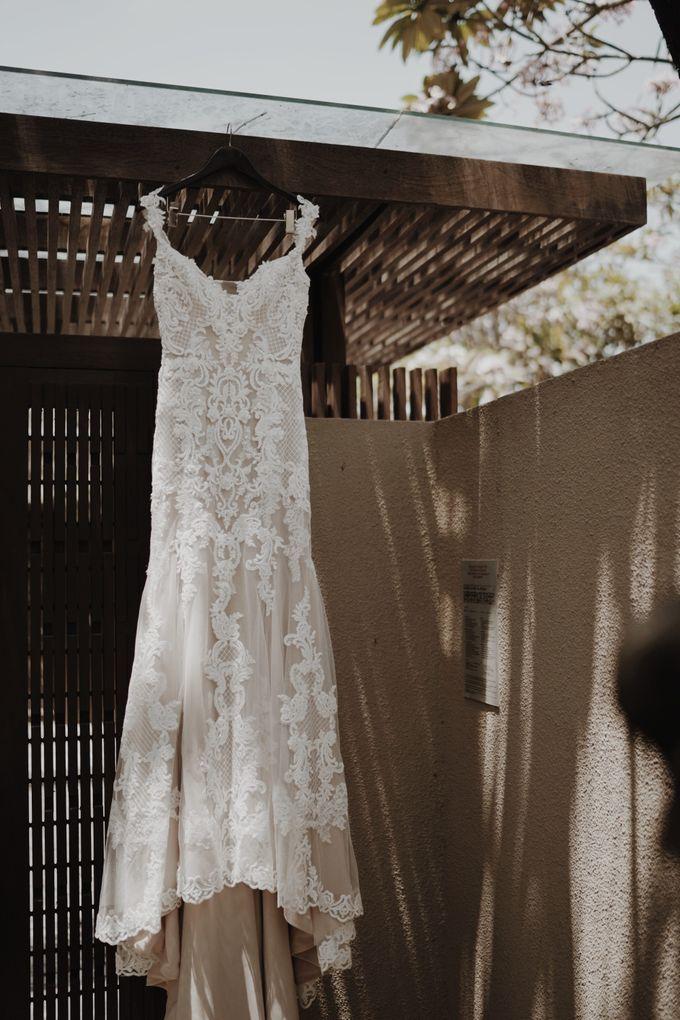Mindy & Cameron Wedding at W Hotel Bali by AKSA Creative - 003