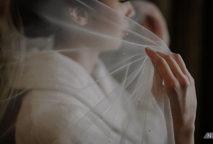 Felix & Hanna Wedding by Shangri-La Hotel - 003