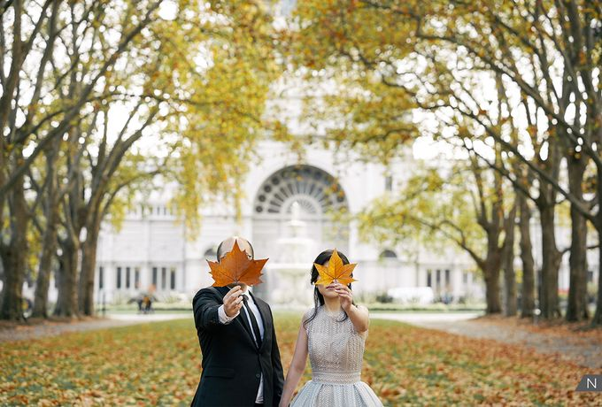Albert & Jennifer PreWedding by NOMINA PHOTOGRAPHY - 003