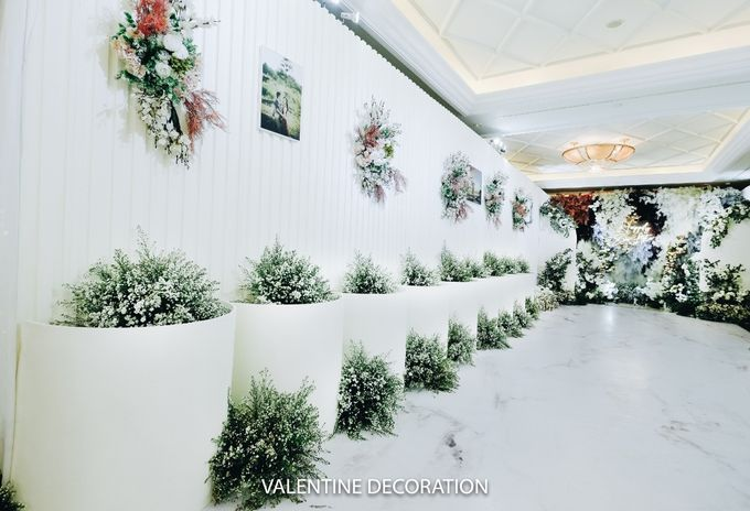 Glenn & Jesslyn Wedding Decoration by Valentine Wedding Decoration - 003