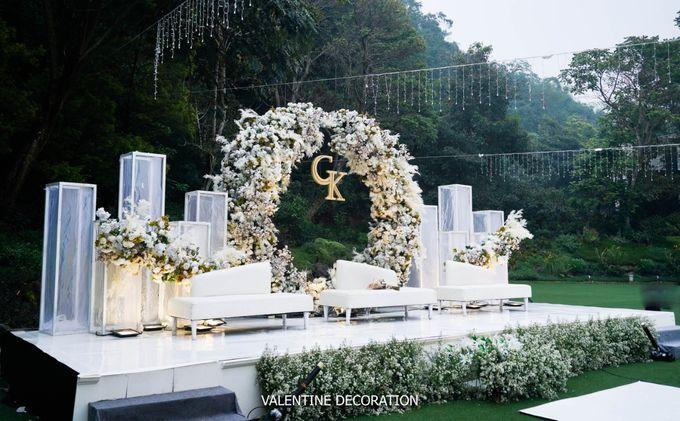 Grady & Kezia Wedding Decoration by Valentine Wedding Decoration - 003