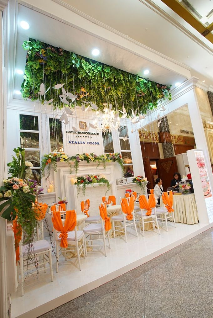 Pameran JCC Agustus 2017 by Hotel Borobudur Jakarta - 003