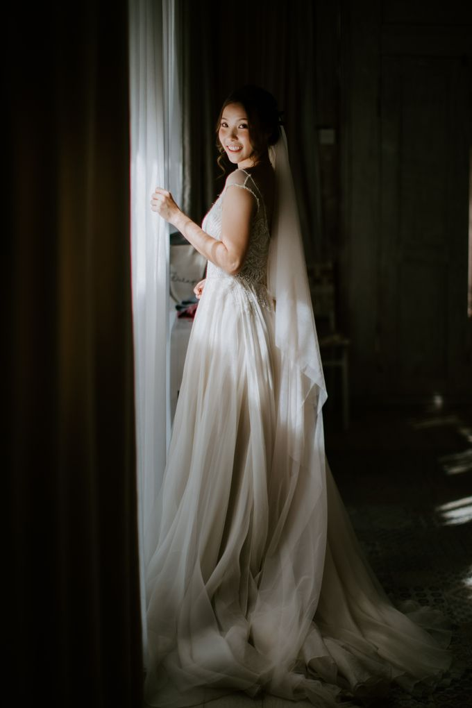 Rita & Ting Wedding by Delapan Bali Event & Wedding - 033