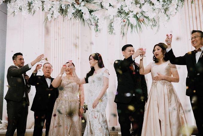Wedding of Robert & Michelle by La'SEINE Function Hall - 004