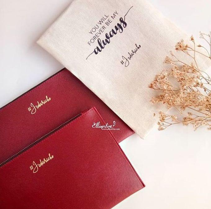 The Engagement of Jedar & Richo by Ellinorline Gift - 003