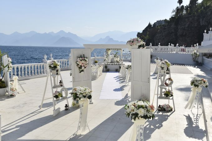 Persian wedding of Bahar & Andreas by Wedding City Antalya - 004