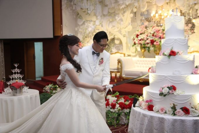 The Wedding Of Aris Pram & Vonny Tay by ID Organizer - 003