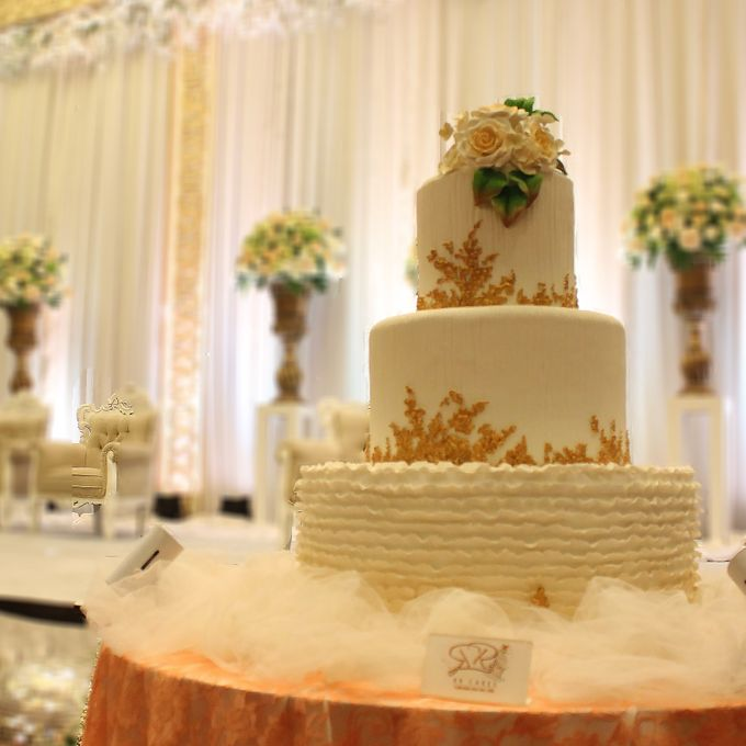 New Wedding Cake 2018 by RR CAKES - 001
