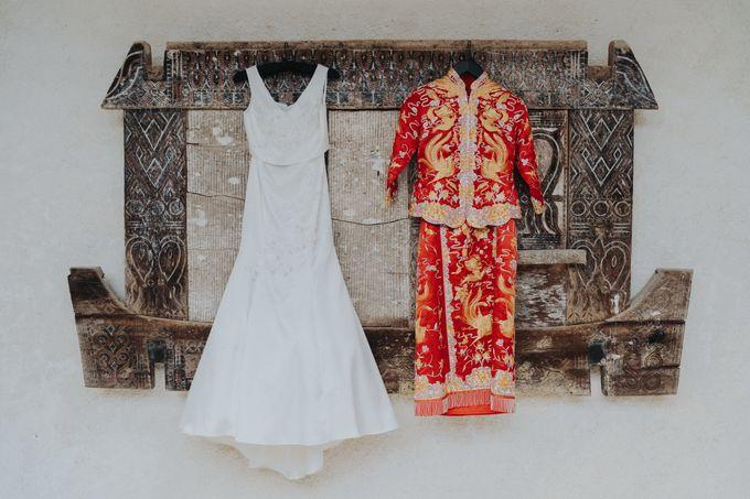 Evelyn & Calvin by Bali Wedding Paradise - 003