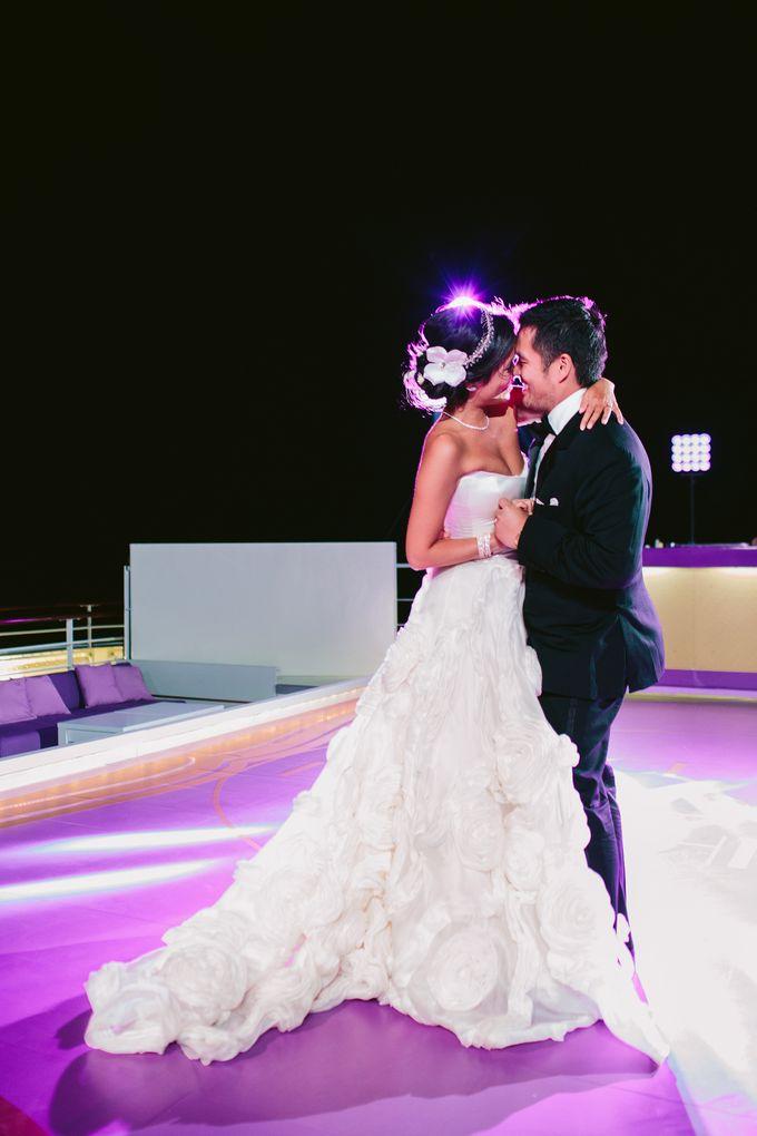The Cruise Wedding by Modish - 046