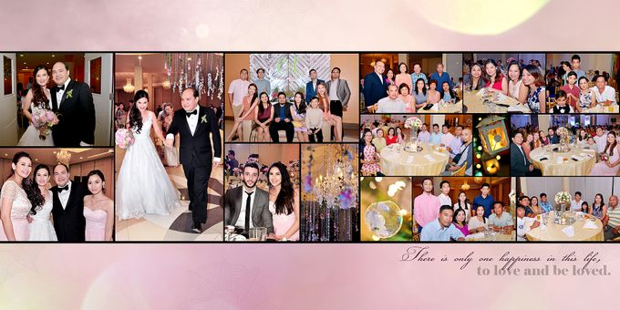 WEDDING PHOTO-VIDEO COVERAGE by CJC PHOTOGRAPHY ASIA CORPORATION - 016