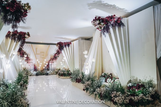 Ludwig & Eve Wedding Decoration by Valentine Wedding Decoration - 030