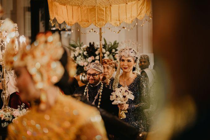 Denita & Fahmi Wedding by AKSA Creative - 031
