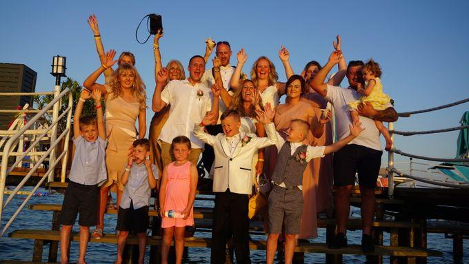 Wedding by the sea in Antalya -Lucy & Daniel- by Wedding City Antalya - 029