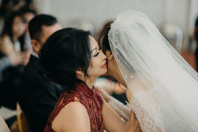HENDRA & JENNY WEDDING by DHIKA by MA Fotografia - 030