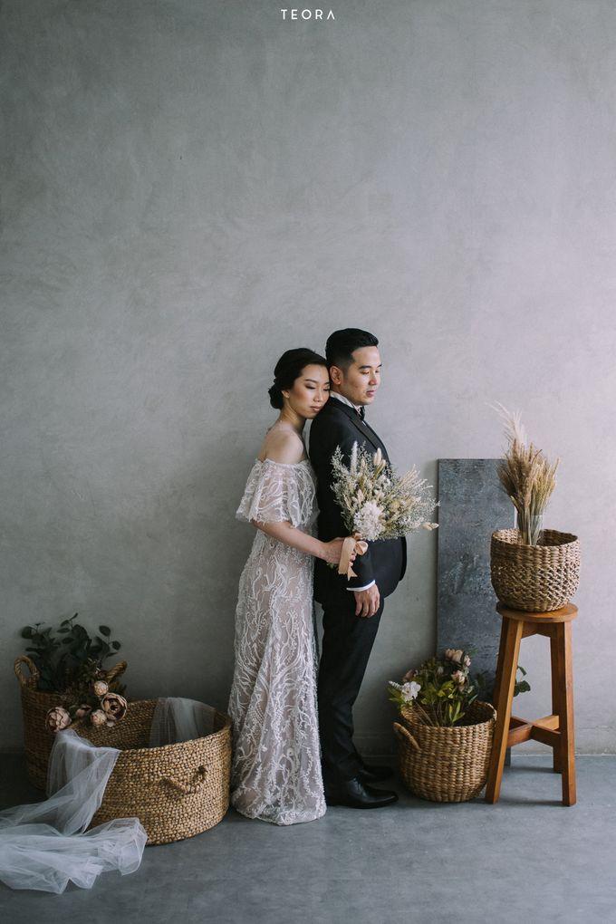 Endy & Selvi Jakarta Prewedding by Rent a Gown - 013
