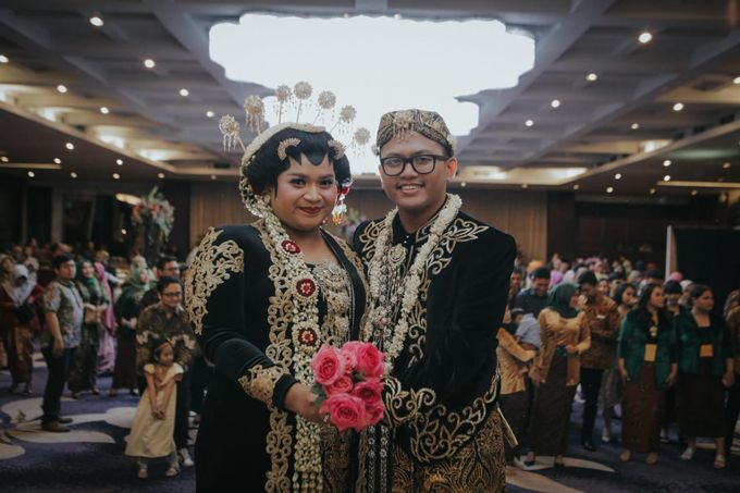 Uty & Akbar Wedding by HIS LIPI by Alfabet Catering - 001
