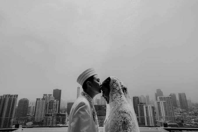 Resa & Bunga Wedding by AKSA Creative - 025