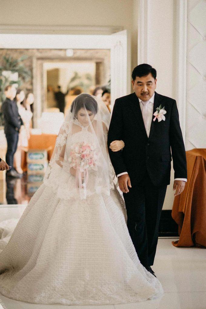 CALVIN & SANTI WEDDING by HAPE by MA Fotografia - 030