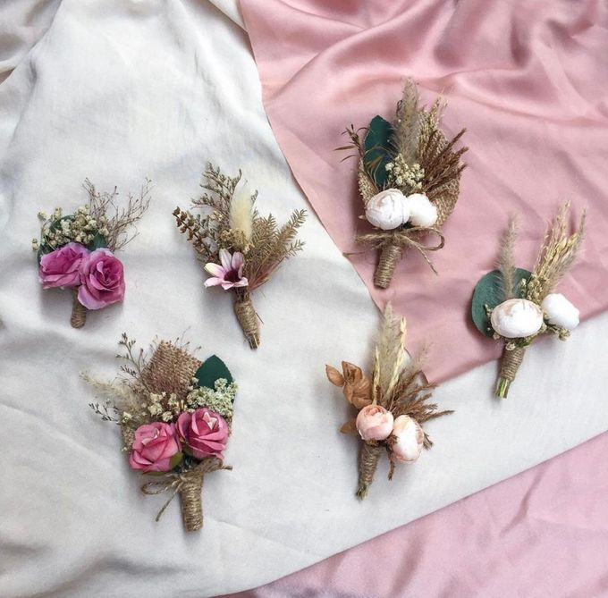 Boutonniere & Corsage by Rose For You - 030